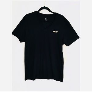 A/X ARMANI EXCHANGE V-neck T-shirt